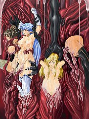 Hentai creepy gallery monsters don?t take no for answer