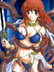 another tentacles in Cg banging girls